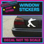 GANGSTER CAR WINDOW VINYL STICKER DECAL LAPTOP GRAPHICS NOVELTY GIFT